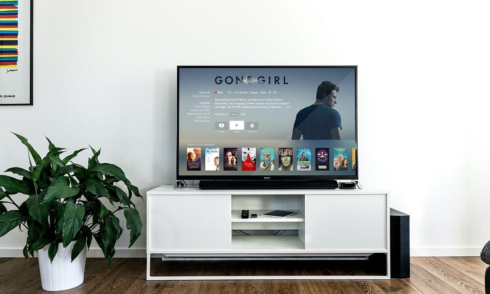 Verschiedene Optionen in Bezug auf die Art des Fernsehers